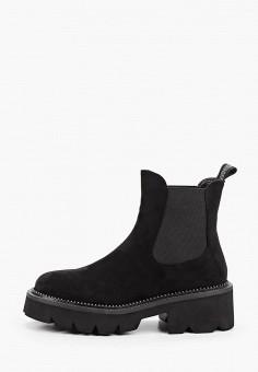 Ботинки, Vivian Royal, цвет: черный. Артикул: VI809AWKISY1. Обувь / Ботинки / Челси