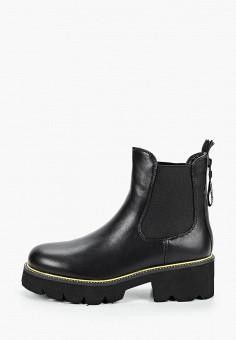 Ботинки, Vivian Royal, цвет: черный. Артикул: VI809AWKISY4. Обувь / Ботинки / Высокие ботинки