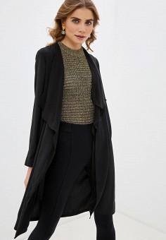Жакет, Wallis, цвет: черный. Артикул: WA007EWHLUJ1. Одежда / Пиджаки и костюмы