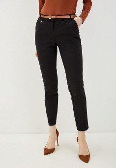 Брюки, Wallis, цвет: черный. Артикул: WA007EWINQB0. Одежда / Брюки / Классические брюки
