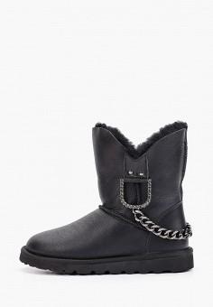 Полусапоги, Winzor, цвет: черный. Артикул: WI011AWGMLS4. Обувь / Сапоги