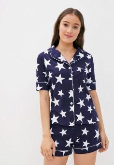 Пижама, Winzor, цвет: синий. Артикул: WI011EWJYCV3. Одежда / Домашняя одежда