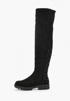Ботфорты, Wilmar, цвет: черный. Артикул: WI064AWFTVX6. Обувь / Сапоги / Ботфорты
