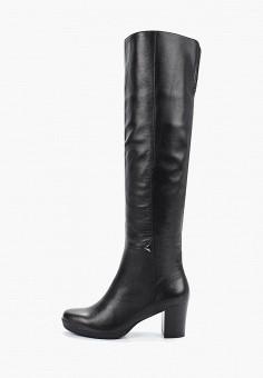 Ботфорты, Wilmar, цвет: черный. Артикул: WI064AWHERM7. Обувь / Сапоги / Ботфорты