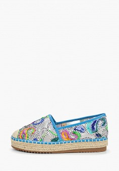 Эспадрильи, Wilmar, цвет: голубой. Артикул: WI064AWICJI5. Обувь / Эспадрильи
