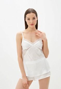 Пижама, women'secret, цвет: белый. Артикул: WO004EWHVKW4. Одежда / Домашняя одежда / Пижамы