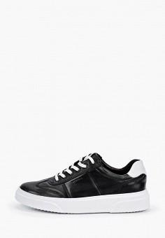 Кеды, Wojas, цвет: черный. Артикул: WO009AMIGCZ5. Обувь / Кроссовки и кеды / Кеды