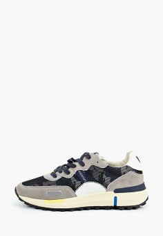 Кроссовки, Wrangler, цвет: серый. Артикул: WR224AMJAIU9.