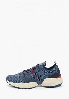 Кроссовки, Wrangler, цвет: синий. Артикул: WR224AMJAIV3.