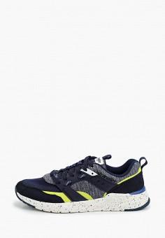 Кроссовки, Wrangler, цвет: черный. Артикул: WR224AMJAIV6.