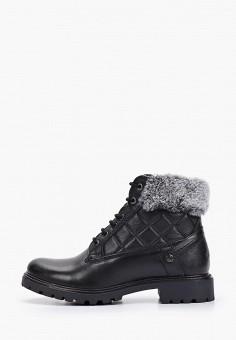 Ботинки, Wrangler, цвет: черный. Артикул: WR224AWGSLB4.