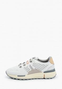 Кроссовки, Wrangler, цвет: белый. Артикул: WR224AWJAJC7.