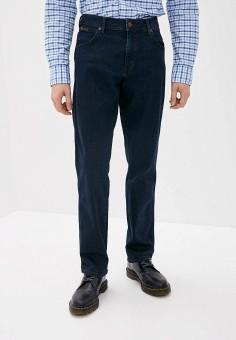 Джинсы, Wrangler, цвет: синий. Артикул: WR224EMHYJF6. Одежда / Джинсы