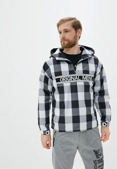 Ветровка, X-Feel, цвет: черный. Артикул: XF001EMJHYM5. Одежда / Верхняя одежда