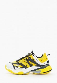 Кроссовки, X-Plode, цвет: желтый. Артикул: XP001AMIGOP1. Обувь / Кроссовки и кеды / Кроссовки / Низкие кроссовки
