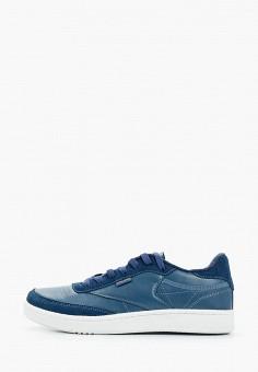 Кеды, X-Plode, цвет: синий. Артикул: XP001AMIGOP5. Обувь / Кроссовки и кеды / Кеды