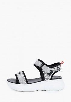 Сандалии, X-Plode, цвет: серый. Артикул: XP001AWIFBC0. Обувь