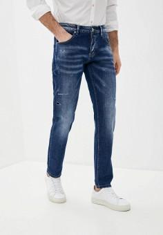 Джинсы, Y.Two, цвет: синий. Артикул: YT002EMJBRO0. Одежда / Джинсы / Зауженные джинсы