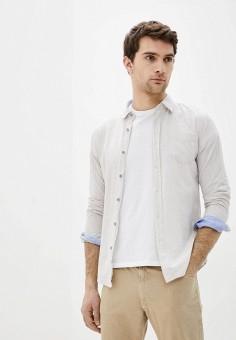 Рубашка, Y.Two, цвет: бежевый. Артикул: YT002EMJBRP2. Одежда