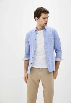 Рубашка, Y.Two, цвет: голубой. Артикул: YT002EMJBRP4. Одежда
