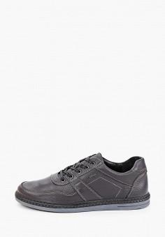 Ботинки, Юничел, цвет: серый. Артикул: YU003AMIQAR0. Обувь / Ботинки / Низкие ботинки