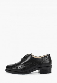 Ботинки, Юничел, цвет: черный. Артикул: YU003AWEFXJ2. Обувь / Ботинки