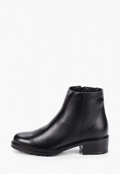 Ботинки, Юничел, цвет: черный. Артикул: YU003AWKJWF2. Обувь / Ботинки / Низкие ботинки