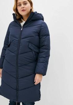 Куртка утепленная, Zarina, цвет: синий. Артикул: ZA004EWHBIG2.