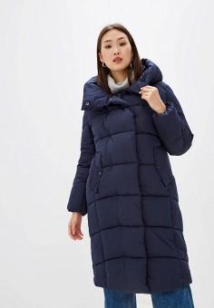 Куртка утепленная, Zarina, цвет: синий. Артикул: ZA004EWHBIG5.