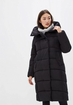 Куртка утепленная, Zarina, цвет: черный. Артикул: ZA004EWHBIG6.