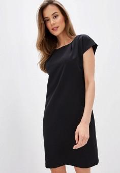 Платье, Zarina, цвет: черный. Артикул: ZA004EWHZOJ3.
