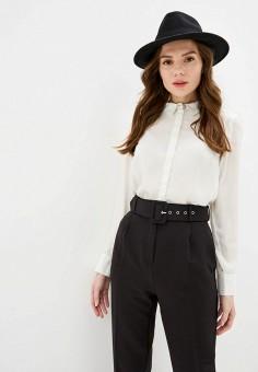 Блуза, Zarina, цвет: белый. Артикул: ZA004EWHZOK2.