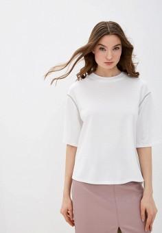 Блуза, Zarina, цвет: белый. Артикул: ZA004EWHZOK5.