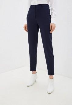 Брюки, Zarina, цвет: синий. Артикул: ZA004EWHZOL5. Одежда / Брюки / Классические брюки