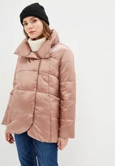Куртка утепленная, Zarina, цвет: розовый. Артикул: ZA004EWHZOQ4. Одежда / Верхняя одежда / Демисезонные куртки
