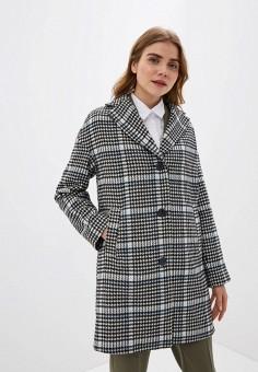 Пальто, Zarina, цвет: мультиколор. Артикул: ZA004EWHZOU9.