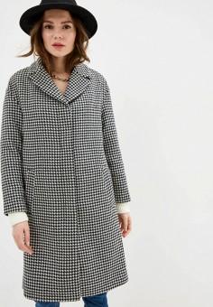 Пальто, Zarina, цвет: черный. Артикул: ZA004EWHZOV2.