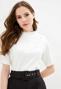 Блуза, Zarina, цвет: белый. Артикул: ZA004EWHZOZ6.