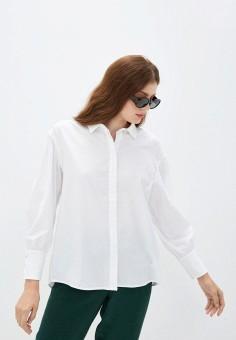 Рубашка, Zarina, цвет: белый. Артикул: ZA004EWKECN6.