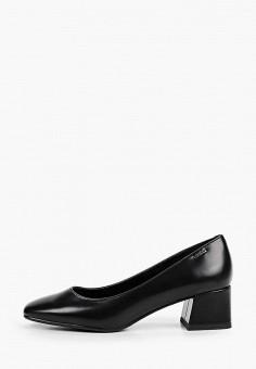 Туфли, Zenden, цвет: черный. Артикул: ZE007AWHIJZ4. Обувь / Туфли