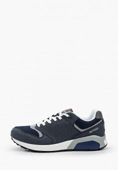 Кроссовки, Zenden Active, цвет: синий. Артикул: ZE008AMJBBE1. Обувь / Кроссовки и кеды / Кроссовки / Низкие кроссовки