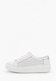 Кеды, Zenden Active, цвет: белый. Артикул: ZE008AWHIIP2. Обувь / Кроссовки и кеды