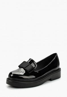 Лоферы, Zenden Woman, цвет: черный. Артикул: ZE009AWAEFL5. Обувь / Туфли / Лоферы