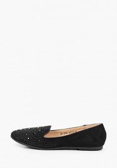 Лоферы, Zenden Woman, цвет: черный. Артикул: ZE009AWHIJY0. Обувь / Туфли / Лоферы