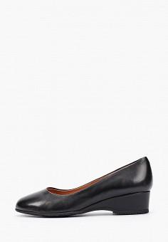 Туфли, Zenden Collection, цвет: черный. Артикул: ZE012AWHIJU5. Обувь / Туфли