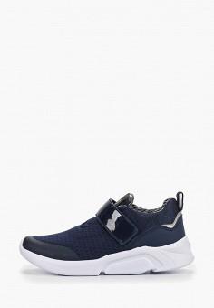 Кроссовки, ZeBra, цвет: синий. Артикул: ZE218ABEIGF2. Мальчикам / Обувь / Кроссовки и кеды