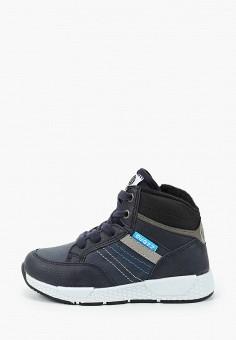 Кроссовки, ZeBra, цвет: синий. Артикул: ZE218ABGBSU9. Мальчикам / Обувь / Кроссовки и кеды