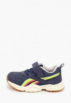 Кроссовки, ZeBra, цвет: синий. Артикул: ZE218ABIFGL4. Мальчикам / Обувь / Кроссовки и кеды