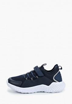 Кроссовки, ZeBra, цвет: синий. Артикул: ZE218ABIFNE3. Мальчикам / Обувь / Кроссовки и кеды