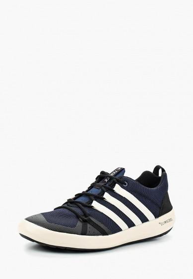 Купить Кеды adidas - цвет: синий, Индонезия, AD002AMALVM5